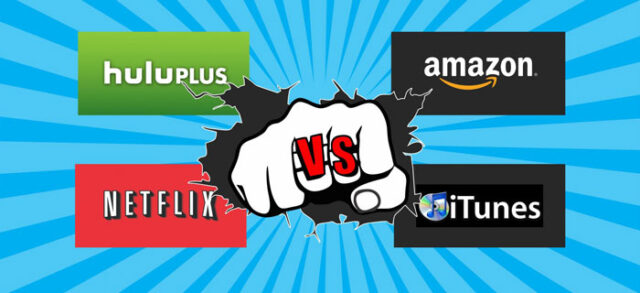 streaming service featured