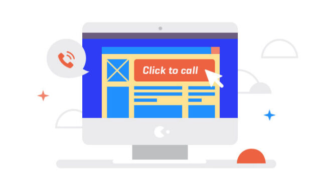 Click to Call will enhance your website with customer calls
