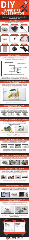 DIY Rapid Fire Mouse Button