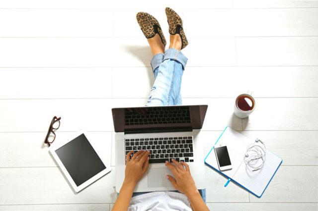 having blog that makes money