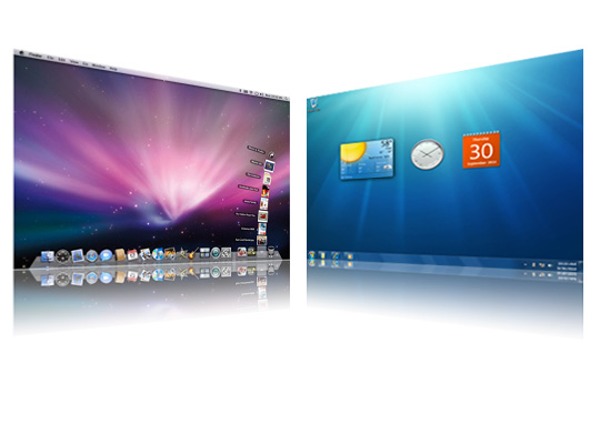 OS X vs Windows