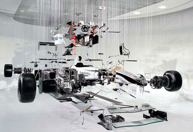 The Technology Behind Formula 1 Cars