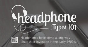 headphone types infographic featured