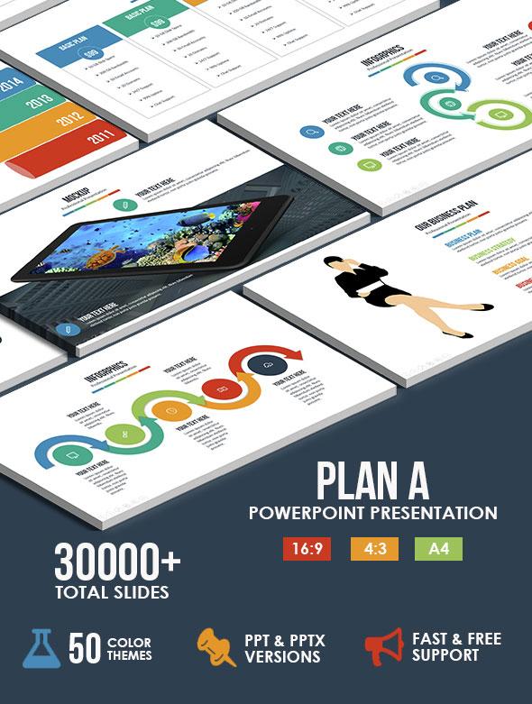 plan-a-powerpoint-template