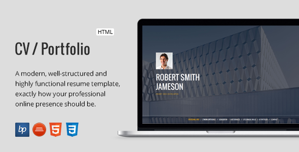 portfolio resume website