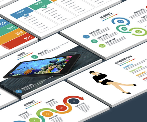 Top 10 Powerpoint Templates For Spring 2016