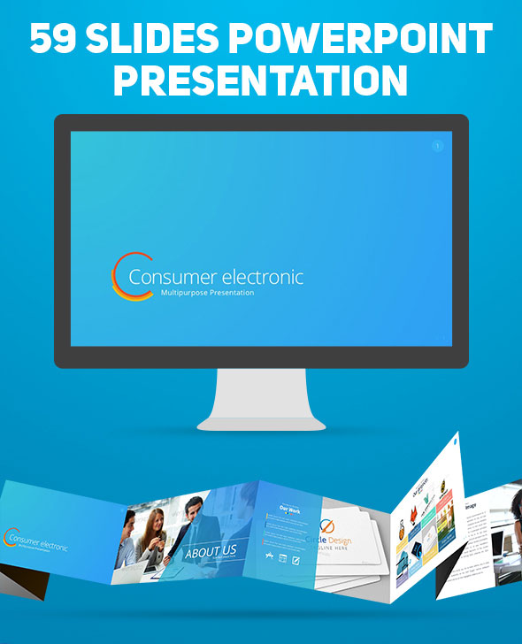 Preview of Powerpoint template
