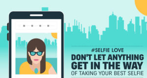 selfies infographic featured