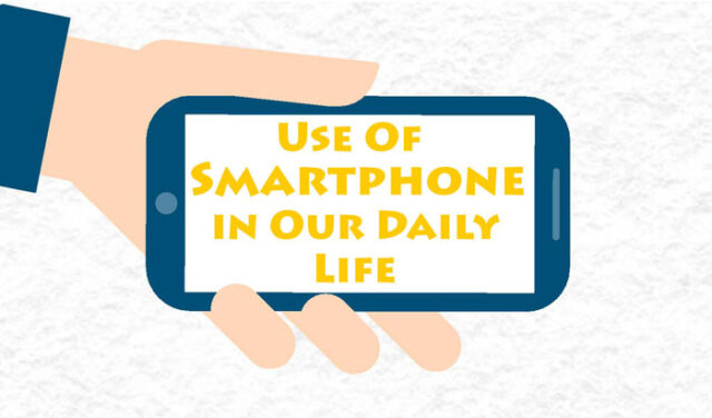 the use of smartphones in our daily lives featured