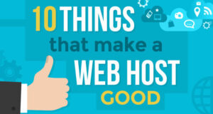 top web hosting featured