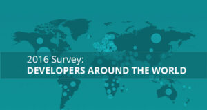 2016 Survey: Developers around the world
