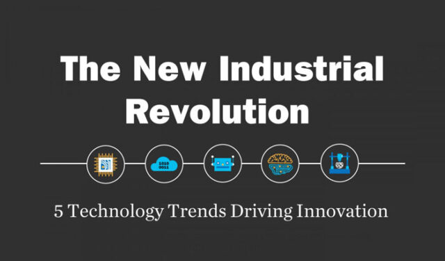 5 Technology Trends Driving Innovation