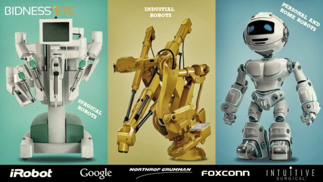 Advanced Robotics - Technology trends
