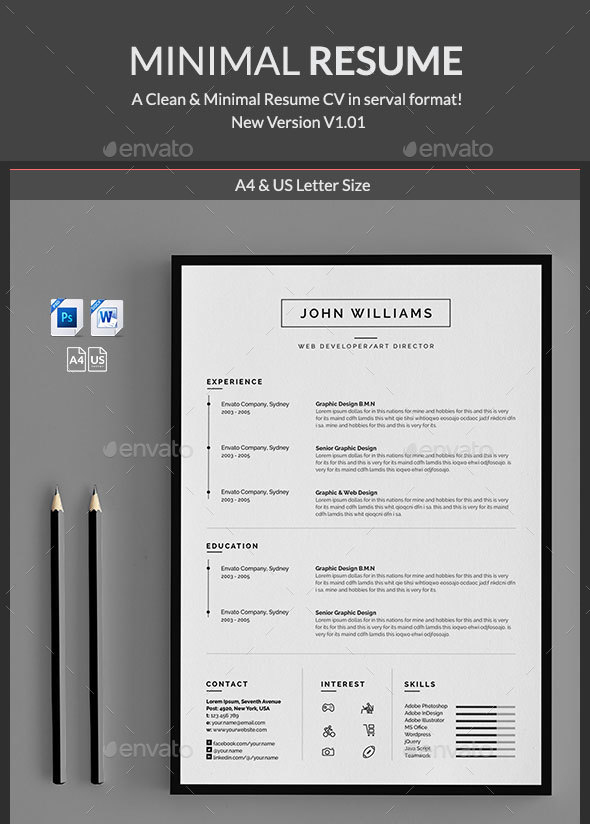 top 10 awesome creative resume templates for spring 2016