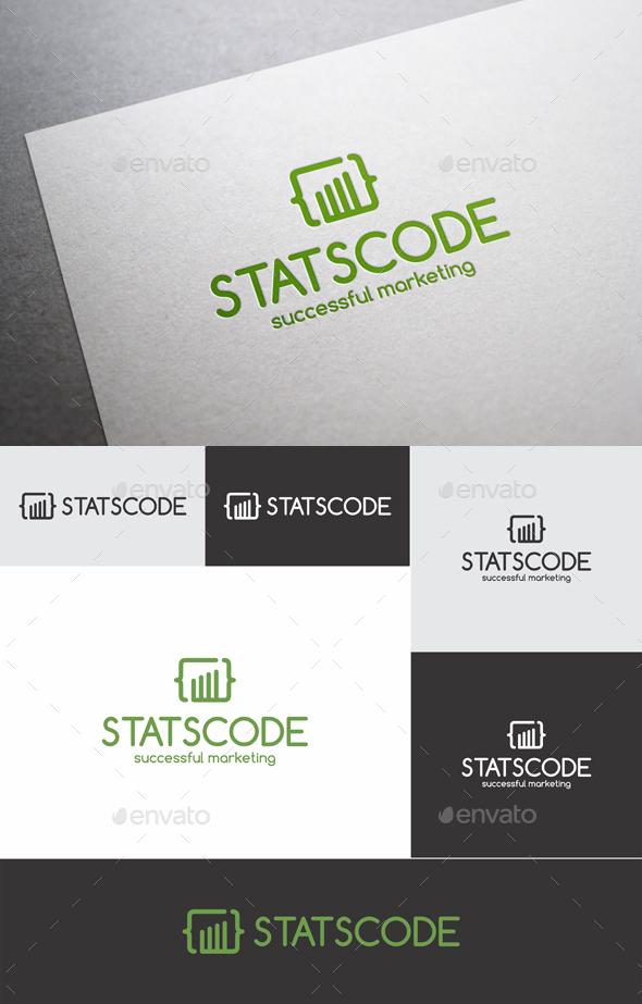 Stats Code logo