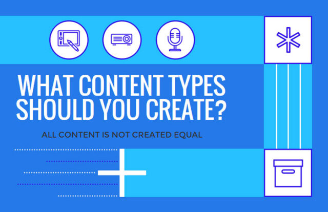 content types featured