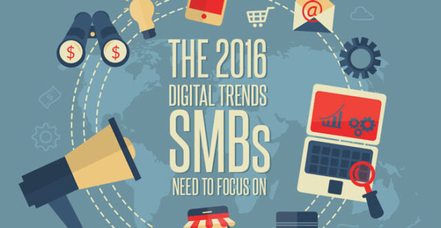 SMB DIGITAL TRENDS FOR 2016
