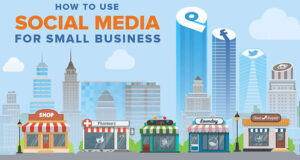 social media for small business featured
