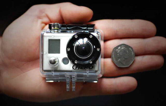 GoPro HD HERO Camera