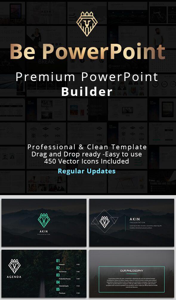 be multipurpose powerpoint presentation