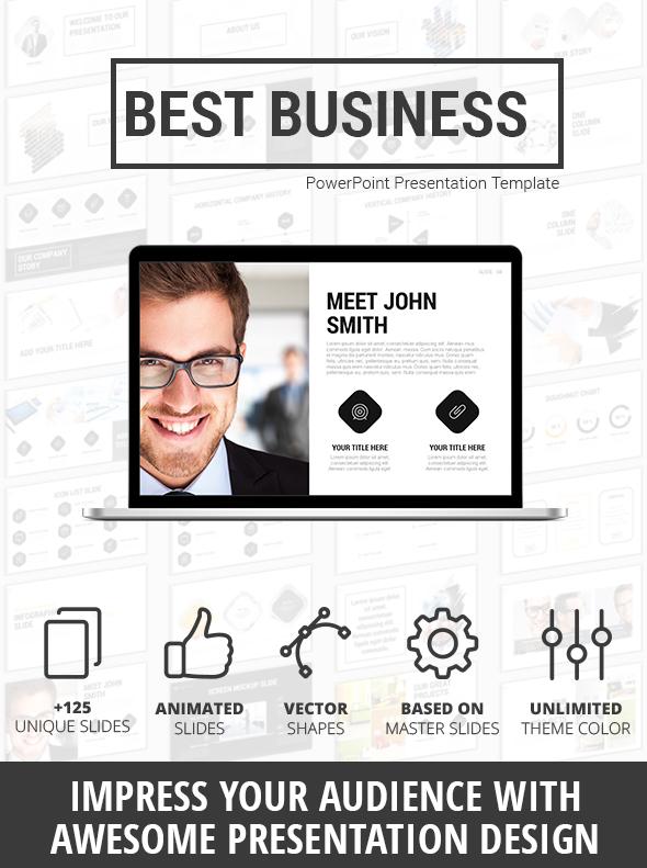 best business powerpoint presentation templater