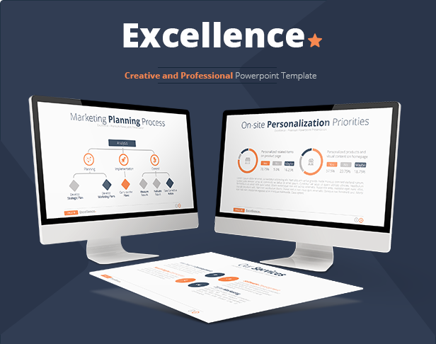 excellence multipurpose powerpoint