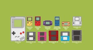 gameboy-nintendo-consoles-minimalism-evolution-colorful-1920×1200