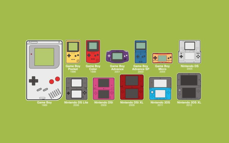 Best Selling Video Game Consoles and Their Evolutions