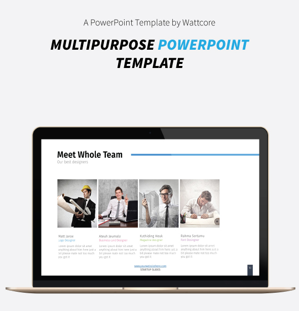 success business powerpoint template