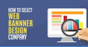 web banner design company