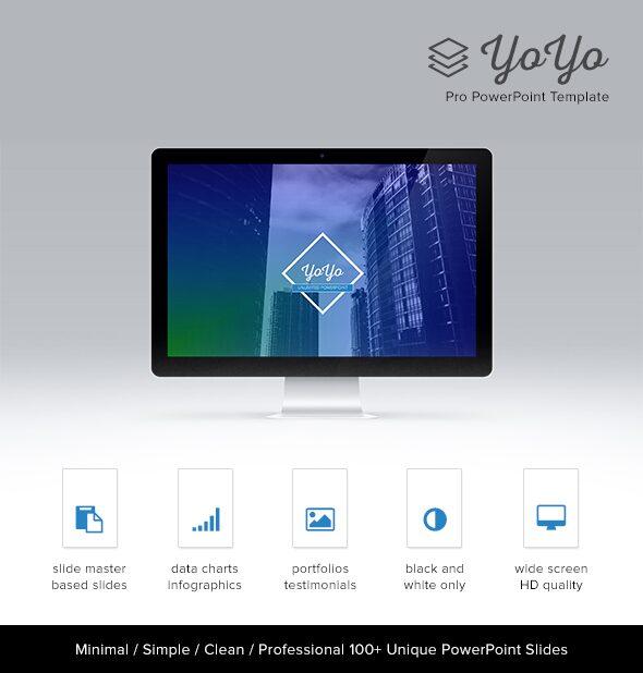 yoyo multipurpose powerpoint template