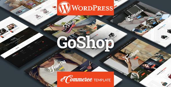 goshop wordpress theme