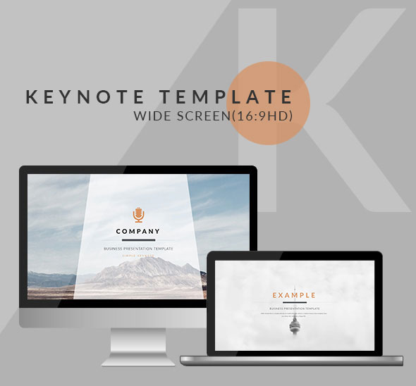 Awesome Clean Keynote Templates For Download