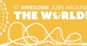 infographic crazy jobs