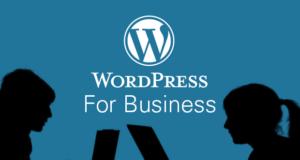 wordpress business