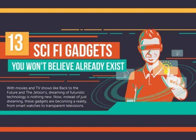 Sci Fi Gadgets