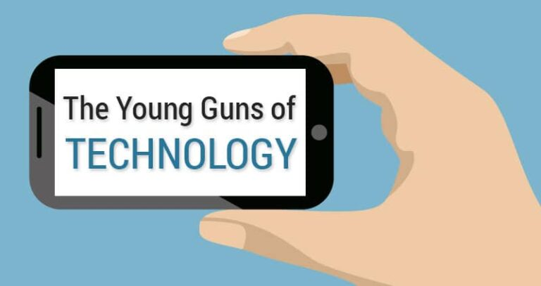 The Young Guns Of Technology: CEOs Under 30