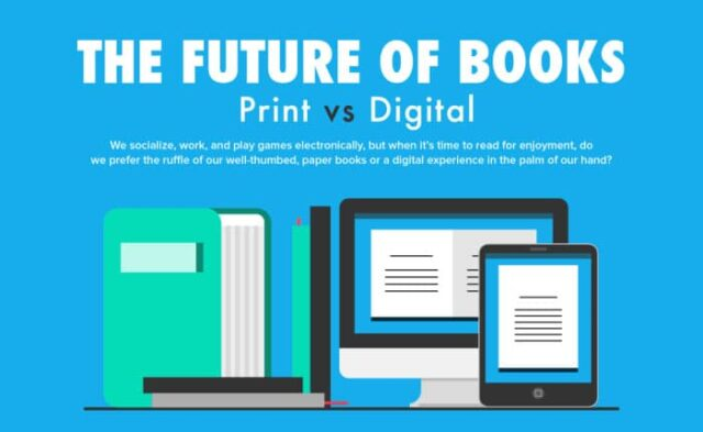 The Future Of Books – Print Vs. Digital