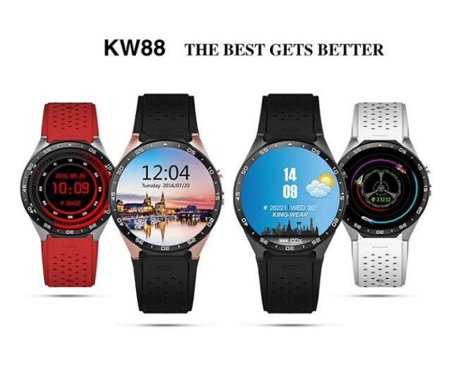KingWear KW88  Product Review