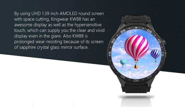 KingWear KW88