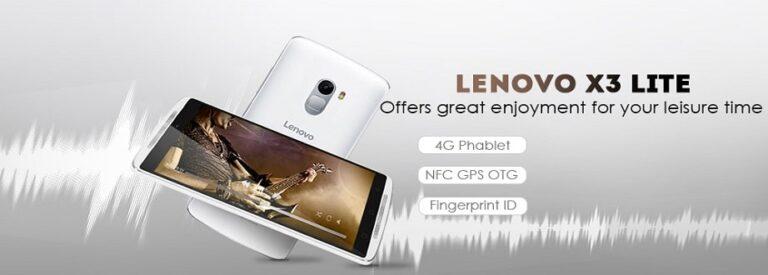 Lenovo X3 Lite Product review