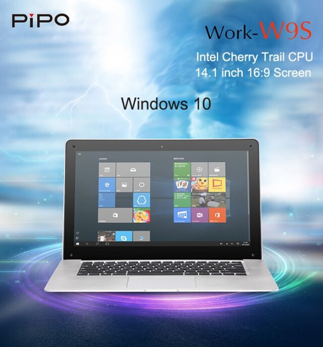 PiPO Work-W9S
