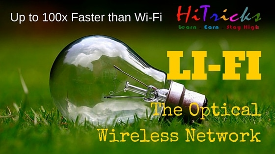WiFi VS LiFi