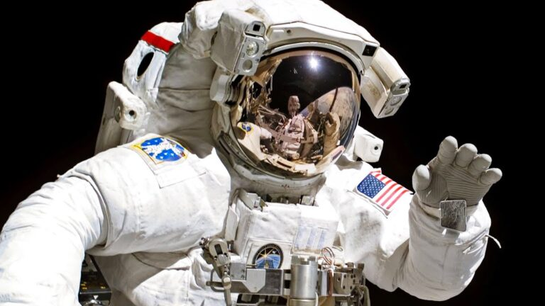 Spacesuits evolution allowing human kind traveling beyond earth