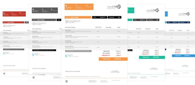 invoice design do s and don ts