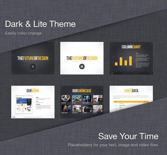 5 best keynote templates
