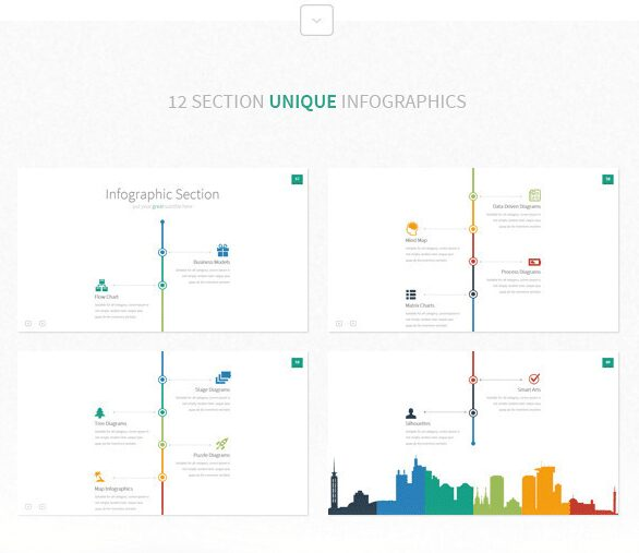 5 best keynote templates EVER infographics