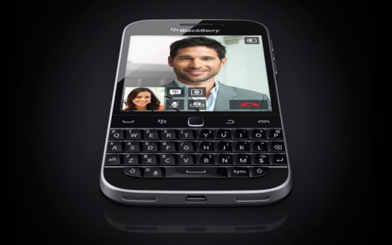 BlackBerry's market re-positioning and the re-emerge as software vendor