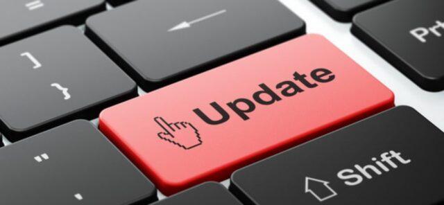 computer activity update