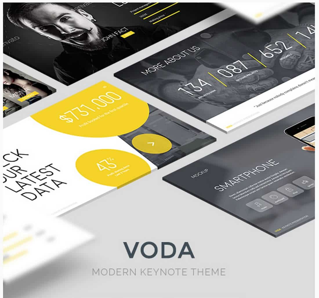 Keynote Presentation Templates for Every Occasion 30+